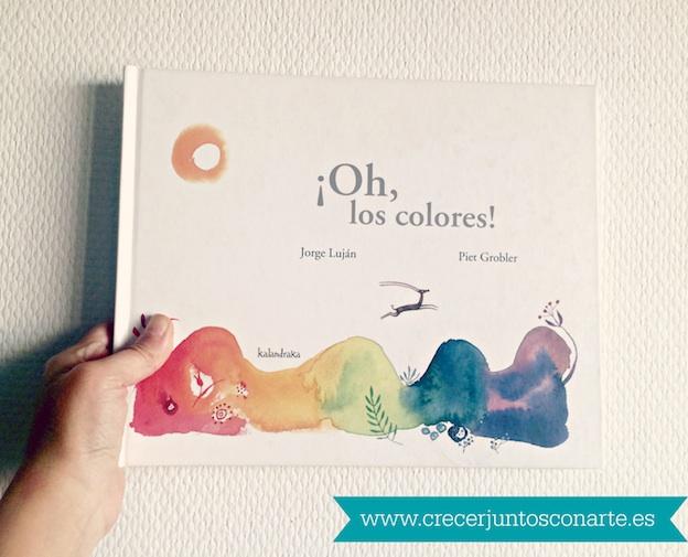 oh los colores cuento