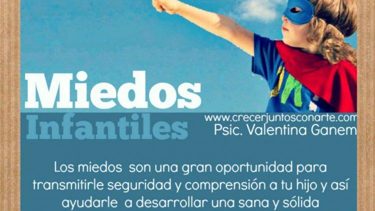 Charla Miedos Infantiles. Las Rozas. Madrid