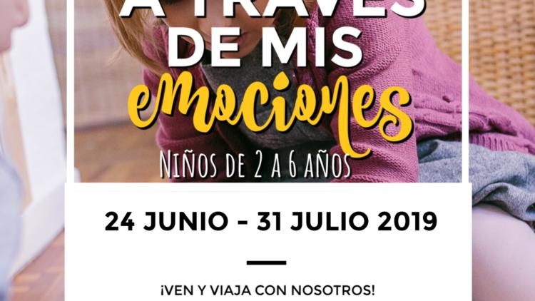 Campamento urbano de verano Inteligencia emocional niños madrid chamartin 2019
