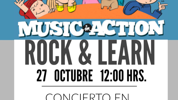 CONCIERTO EN FAMILIA MUSIC IN ACTION OCT 2018
