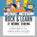 CONCIERTO EN FAMILIA MUSIC IN ACTION OCT 2018