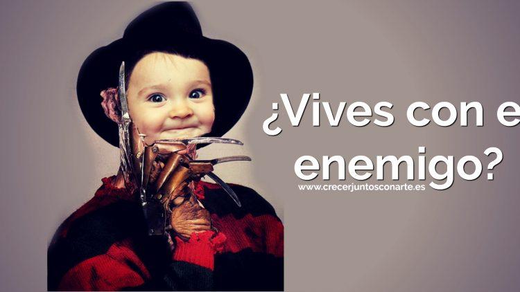 Vives con el enemigo. Teoria de la mente