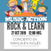 CONCIERTO EN FAMILIA MUSIC IN ACTION OCT 2019