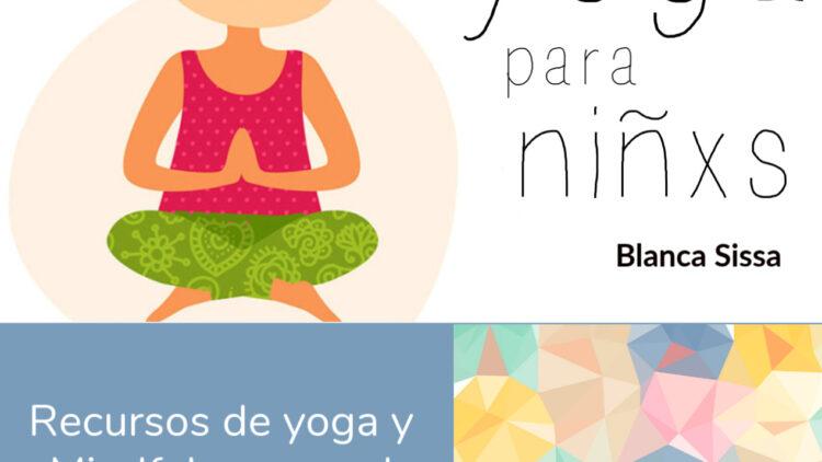 Curso introducción al yoga y mindfulness para niños
