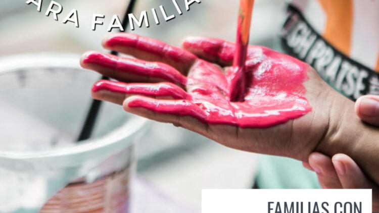 Taller de arteterapia para familias