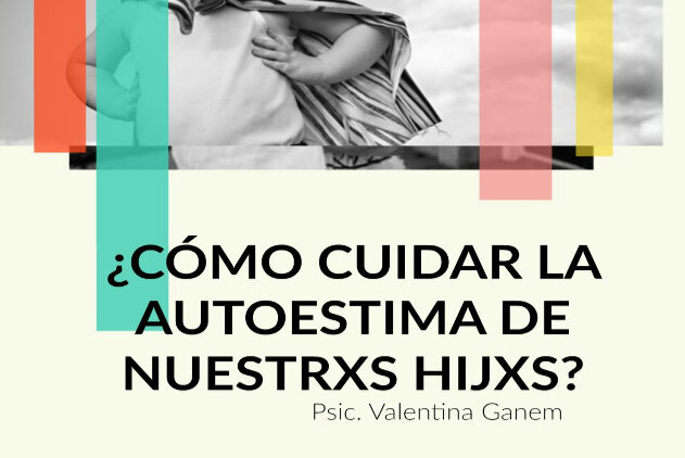 Charla ¿CÓMO CUIDAR LA AUTOESTIMA INFANTIL? Pozuelo Alarcón. Madrid