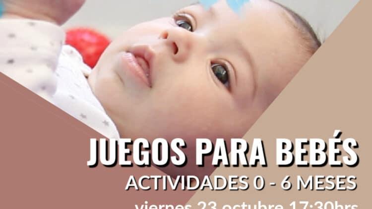 Online Juegos para bebés actividades  0 – 6 MESES